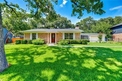 Highland Village Single Family Home For Sale: 109 Brookdale Drive