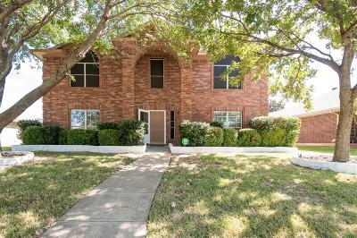 Allen Single Family Home For Sale: 705 Cheyenne Drive
