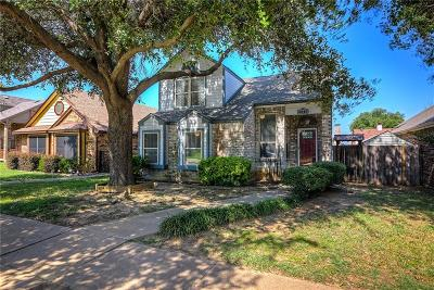 Lewisville Single Family Home Active Option Contract: 2018 Feather Lane