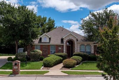 North Richland Hills Single Family Home For Sale: 4100 Glenwyck Drive