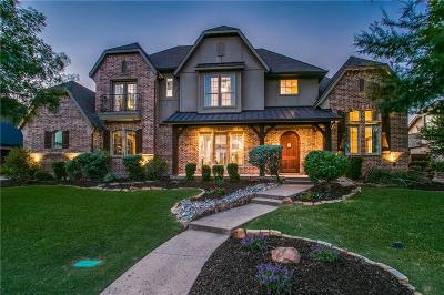McKinney Single Family Home For Sale: 3600 Braewood Drive