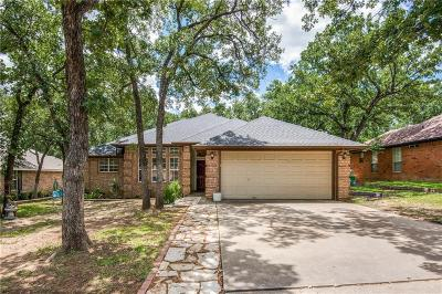 Denton Single Family Home For Sale: 2408 Timber Trail