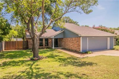Fort Worth Single Family Home For Sale: 2305 Jenson Circle