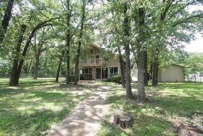 Gun Barrel City TX Single Family Home For Sale: $199,000