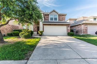 Little Elm Single Family Home For Sale: 1625 Bluebird Drive