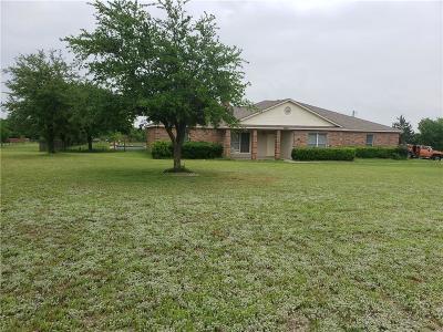 Cedar Hill Single Family Home For Sale: 2082 Tar Road