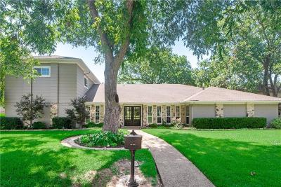 Dallas Single Family Home For Sale: 10636 Cox Lane