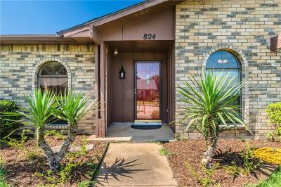 Plano Single Family Home For Sale: 824 Shenandoah Drive