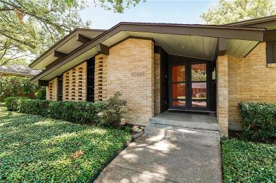 Single Family Home For Sale: 10421 Silverock Drive