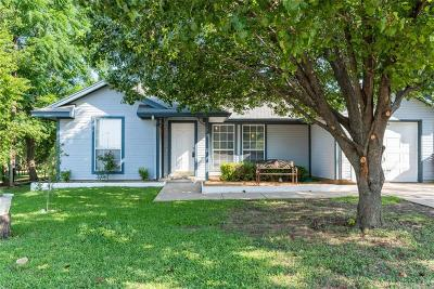 Cleburne Single Family Home For Sale: 1014 Spell Avenue