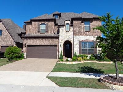 Prosper Single Family Home For Sale: 2012 Woodlawn Trail