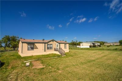 Erath County Single Family Home For Sale: 1667 Wild Horse Lane