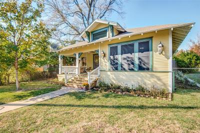 Dallas County Single Family Home For Sale: 639 Turner Avenue