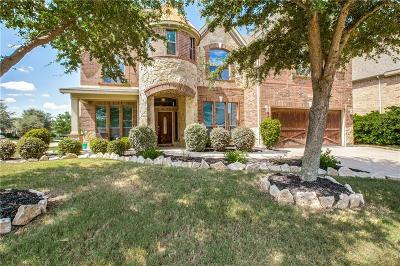 Burleson Single Family Home For Sale: 1201 Belle Meade Way