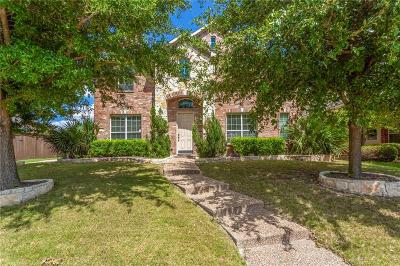 Frisco Single Family Home For Sale: 5734 Country View Lane