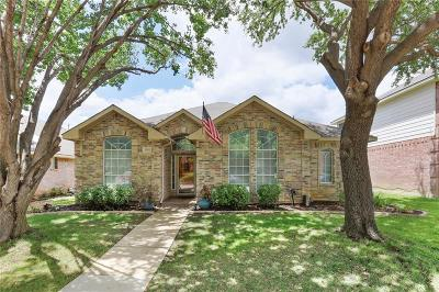Lewisville Single Family Home For Sale: 1041 Summit Park