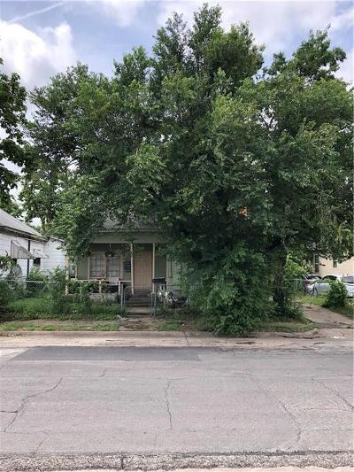 Dallas Single Family Home For Sale: 628 W 7th Street