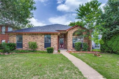 Mesquite TX Single Family Home For Sale: $189,000