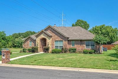 Denton Single Family Home For Sale: 3833 Grant Parkway