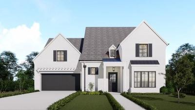Dallas County Single Family Home For Sale: 8209 Chadbourne Road