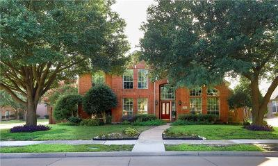 Plano Single Family Home For Sale: 6865 Bushnell Drive