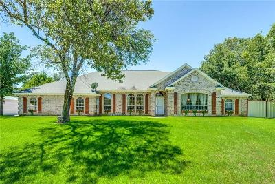 Fort Worth Single Family Home For Sale: 7413 Strawberry Creek Lane