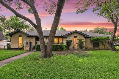 Farmers Branch Single Family Home For Sale: 3533 Chellen Drive