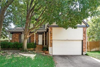 Arlington Single Family Home For Sale: 4311 Fieldgate Court