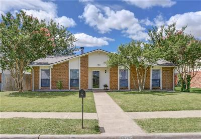 Plano Single Family Home For Sale: 712 Cambridge Drive