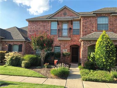 Townhouse For Sale: 5714 Butterfly Way