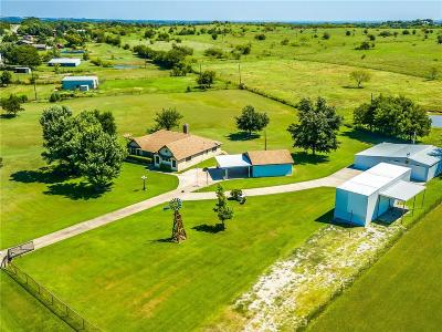 Parker County Single Family Home For Sale: 108 Brandon Drive