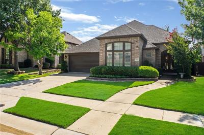Mckinney Single Family Home For Sale: 1600 Van Landingham Drive