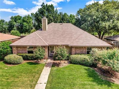 Plano Single Family Home For Sale: 737 Arbor Downs Drive