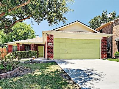 Little Elm Single Family Home For Sale: 1149 Lake Haven Drive