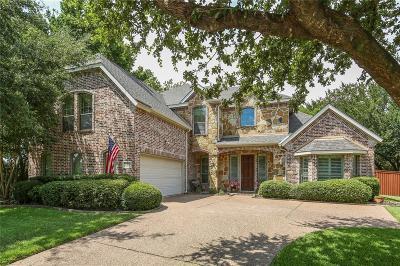 Allen Single Family Home For Sale: 974 Terracotta Drive