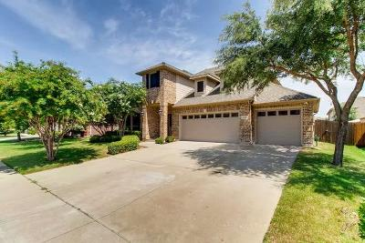 Little Elm Single Family Home For Sale: 2349 Twilight Star Drive