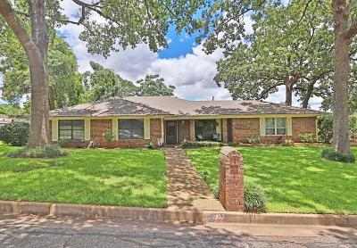Tyler Single Family Home For Sale: 1020 David Drive