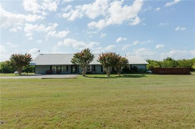 Terrell Single Family Home For Sale: 7095 County Road 131b