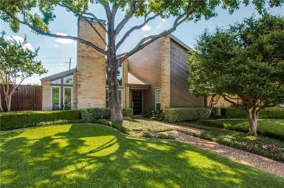 Dallas County Single Family Home For Sale: 16306 Arbor Downs Drive