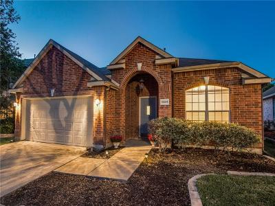 McKinney Single Family Home For Sale: 1024 Piedmont Drive