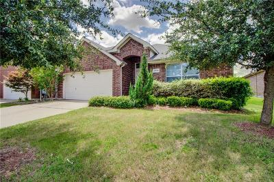 Forney Single Family Home For Sale: 2034 Brook Meadow Drive