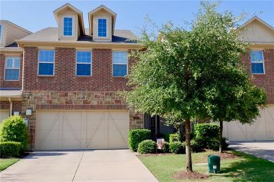 Denton County Townhouse For Sale: 420 Hunt Drive