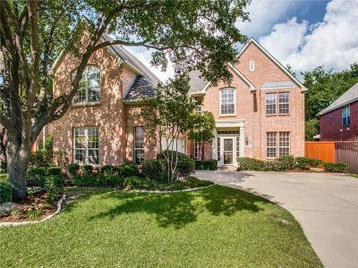 Coppell Single Family Home For Sale: 140 Hollywood Drive