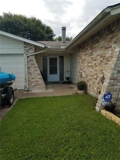 Grand Prairie Single Family Home For Sale: 3405 Kirby Creek Drive