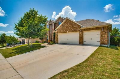 Weatherford Single Family Home For Sale: 1621 Serenity Lane