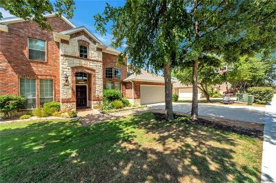 Denton Single Family Home For Sale: 3309 Depaul Drive