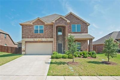 Wylie Single Family Home For Sale: 2106 Jayden Lane