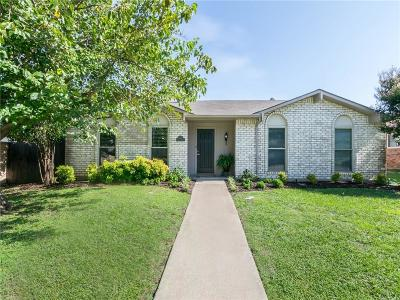 Denton County Single Family Home For Sale: 4750 Hamilton Court