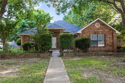 Allen Single Family Home For Sale: 600 Freestone Drive