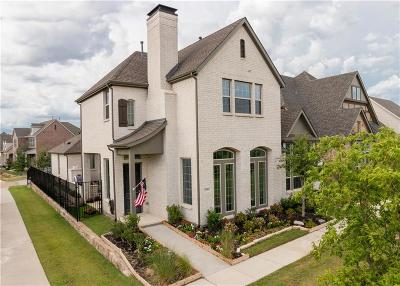 McKinney Single Family Home For Sale: 7309 Avondale Drive